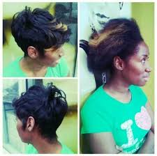 hot atlanta short hairstyles 318 best shorty doo wop hairstyles images on pinterest short
