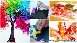 painting ideas 19 fun and easy painting ideas for kids homesthetics inspiring