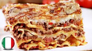 cuisine lasagne authentic lasagna recipe food