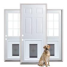 Exterior Door Units Door Prehung Steel Door Units Special Buy Assortment Dogs