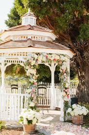 Rustic Gazebo Ideas by Best 25 Outdoor Wedding Gazebo Ideas On Pinterest Wedding Jars
