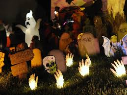 Halloween Skeleton Decoration Ideas Office 32 2014 Cool Outdoor Halloween Decorations Skull And