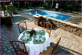 Home Design Ideas With Pool Small Backyard Landscaping Ideas With Pool U2013 Erikhansen Info