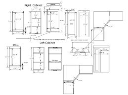 Standard Sizes Of Kitchen Cabinets Standard Kitchen Cabinet Dimensions Homecrack Com
