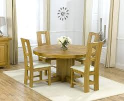 round dining table 4 chairs cream round pedestal dining table oak dining pedestal dining epsom