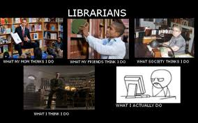 Meme Library - librariotypes presents how people view my profession memes