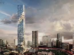 mahanakhon skyscraper in bangkok is now thailand u0027s tallest