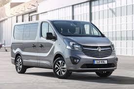 vauxhall adds two new trim levels to vivaro van range auto express