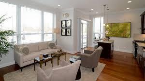 The Warren Floor Plan by Warren Ashland Place West Loop Luxury Apartments