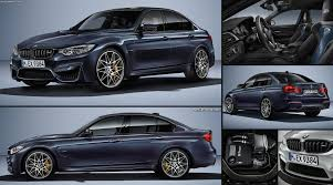 Bmw M3 Colour Bmw M3 30 Jahre 2016 Pictures Information U0026 Specs