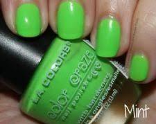 l a colors neon nail polish ebay