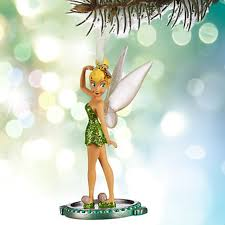 tinkerbell tree ornaments add a lil pixie to your tree
