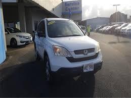 used cars honda crv 2008 2008 honda cr v in hawaii for sale used cars on buysellsearch