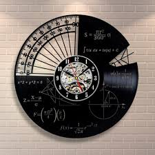 Vinyl Record Wall Mount Compare Prices On Wall Mounted Clocks Online Shopping Buy Low