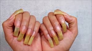 nail glue changes nail shapes who knew youtube