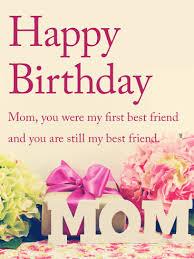 happy birthday mom cards birthday cards for mother birthday