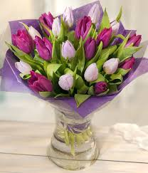 mail flowers simply tulips mothers day tulip bouquet royal mail delivery