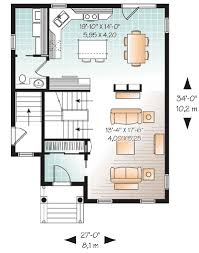 plan 21892dr in law suite or rental unit plan plan basement