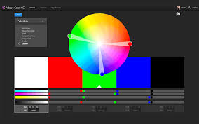 photofocus make a working color wheel in photoshop