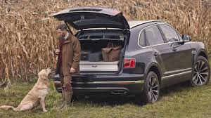 bentley bentayga render bentley bentayga field sports by mulliner belongs to a bygone era