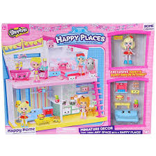 shopkins happy places happy home playset big w