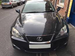 lexus used uk used 2006 lexus is 220d for sale in southsea hampshire trojan cars