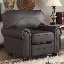 Leather Living Room Chair Leather Chairs You U0027ll Love Wayfair