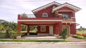 Paint Design by House Paint Design Exterior Philippines Youtube