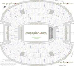 Stadium Plan At U0026t Stadium General Admission Ga Floor Standing Concert