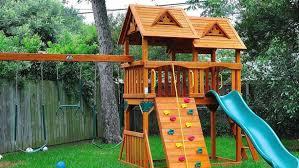Playground Ideas For Backyard Playground Equipment Angie U0027s List