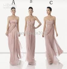 designer bridesmaid dresses pink sweetheart rosa clara designer bridesmaid dresses floor