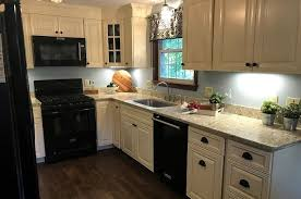 white antiqued kitchen cabinets wolf classic expression hudson antique white paint cabinets