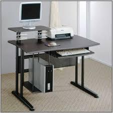 Space Saving Corner Computer Desk Space Saving Computer Desk Canada Desk Home Design Ideas