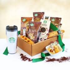 Coffee Gift Baskets Starbucks Coffee Gift Baskets California Delicious