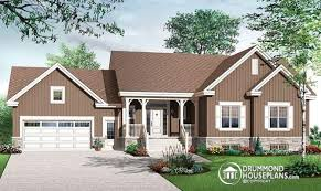 bi level house plans with attached garage split level house plans attached garage one architecture