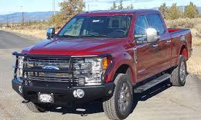 ford truck bumper ford truck buckstop truckware