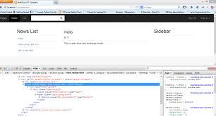 Html Top Navigation Bar Css Bootstrap Standard Navbar Search Form Splits On Chrome
