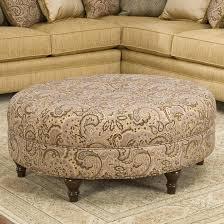 sofa leather storage ottoman round grey ottoman cocktail ottoman