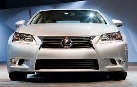 lexus gs 350 recall bold dynamic new lexus gs unveiled auto car
