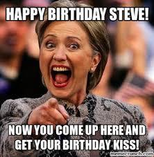 Steve Meme - birthday steve