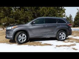 2010 toyota highlander tires 2014 toyota highlander road review colorado muddy mess test