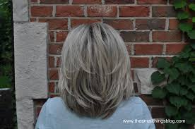 medium length hairstyles from the back my haircut u2013 the small things blog