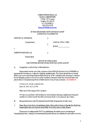 Letter Of Reconsideration For College Admission Revoke Precious Paws Kristina Robinson U0027s Edmonds Business License