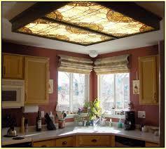 Decorative Fluorescent Light Panels Decorative Fluorescent Light Panels Kitchen Home Design Ideas