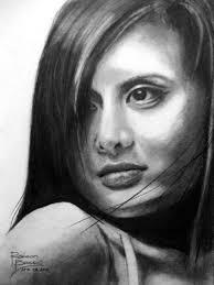 portrait sketch of a lady 6 by raisonjohn on deviantart