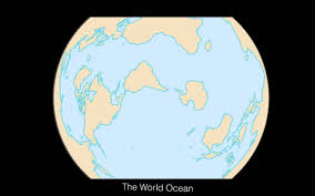 World Continents And Oceans Map by Continents And Oceans Presentation Video Youtube