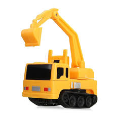 car toy for kids magic pen inductive excavator car educational toys for kids and