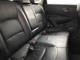 nissan qashqai leather seat covers nissan qashqai 1 6 tekna 2wd 5dr u2022 tmc motors
