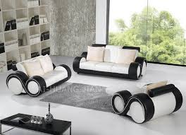 Hot Sale Cheap  Modern Leather Teak Wood Sofa Set Designs - Teak wood sofa set designs