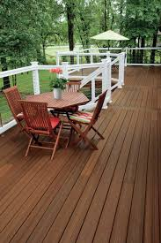 flooring tamko evergrain decking plus heatwarming table for deck